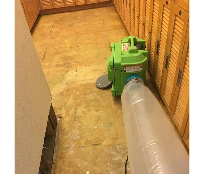 Spooky Water Damage in Fairfield  After