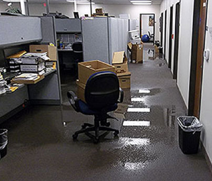 Commercial Building Floods