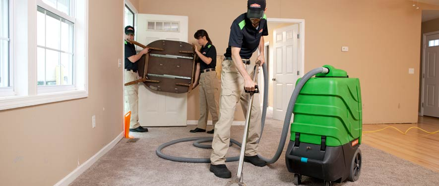 Eldorado Hills, CA residential restoration cleaning